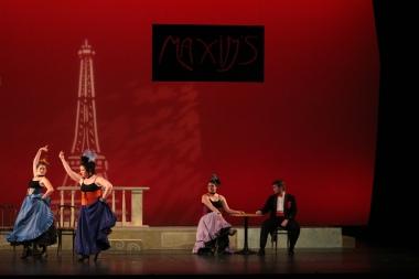 """Franz Lehar's """"The Merry Widow"""""""
