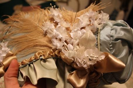 Periwinkle Bonnet