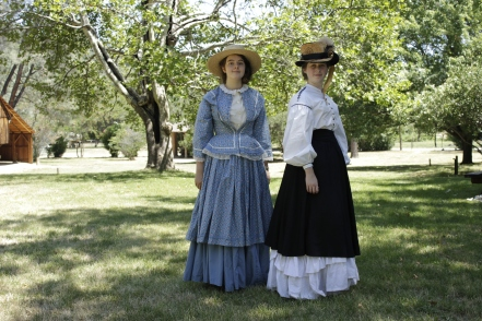 Victorian Mashup and Day Dress